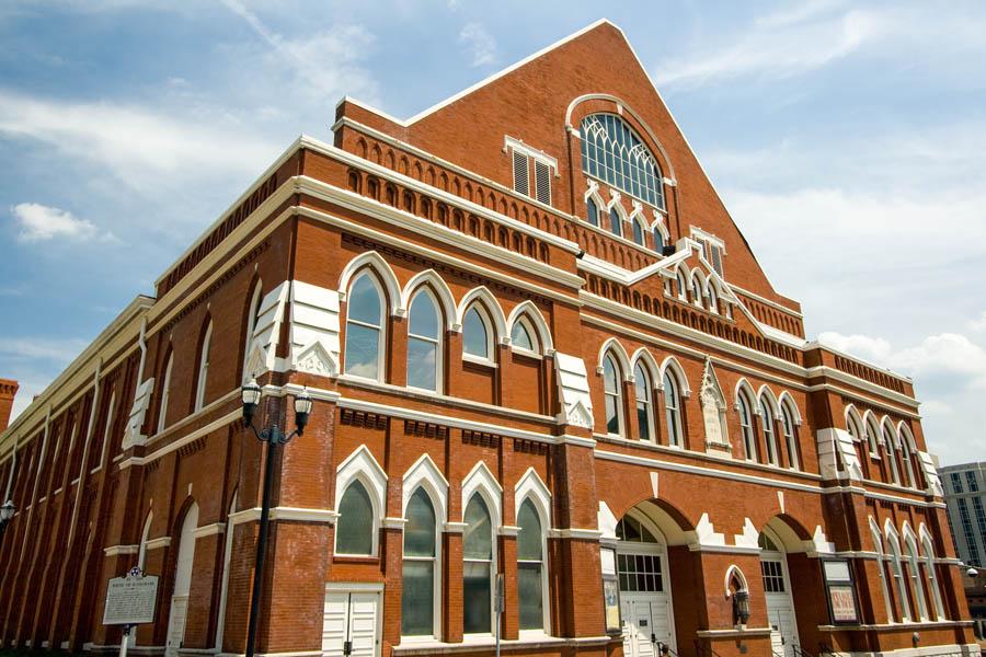 Homepage - Employee Benefits Ryman Auditorium